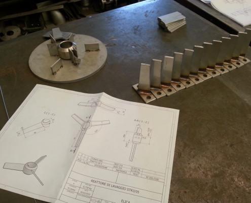 reverse engineeirng impianti inox