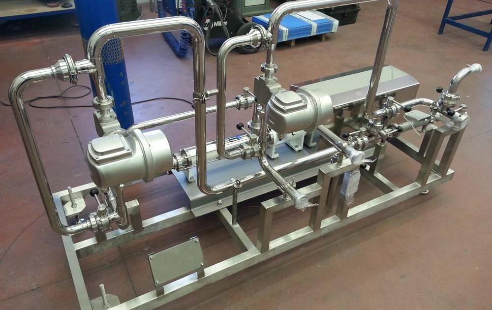 lavorazioni meccaniche acciaio inox