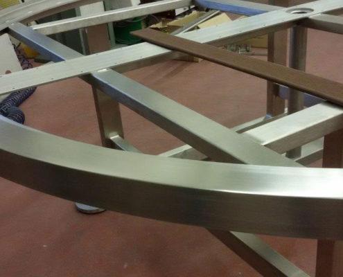 Progettazione tavoli autocad