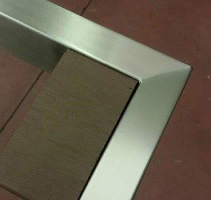 Tavoli acciaio inox